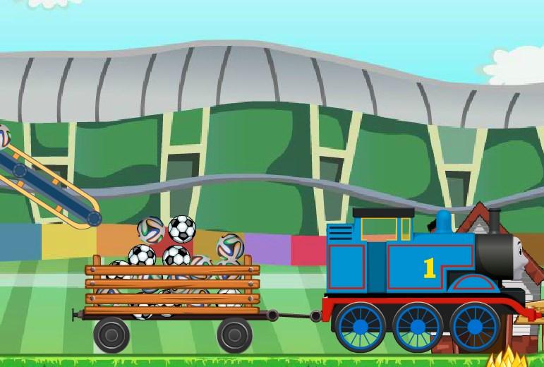 Thomas Top Taşıma