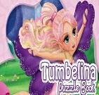 Thumbelina Yapboz Kitabı
