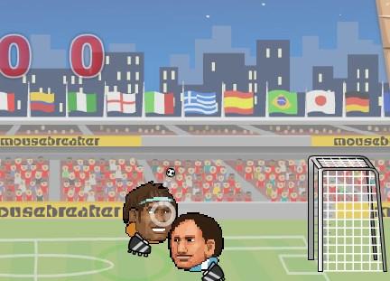 Topçu Kafalar Dünya Kupasında