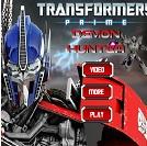 Transformers Prime Canavar