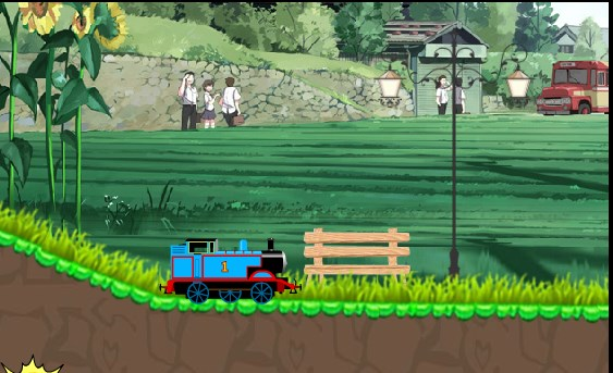 Tren Thomas Japonya Gezisi