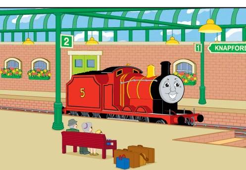 Tren Thomas Büyük Keşif