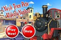 Tren Pete Videolu Yapboz