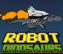 Yeşil Robot Dinozor