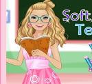Yumuşak Öğretmen Barbie