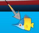 Zıpkınla Balık Avlama