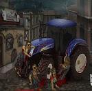 Zombi Traktör